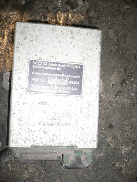 VOLVO VDO 412.412/002/001 unidad de control para VOLVO autobús