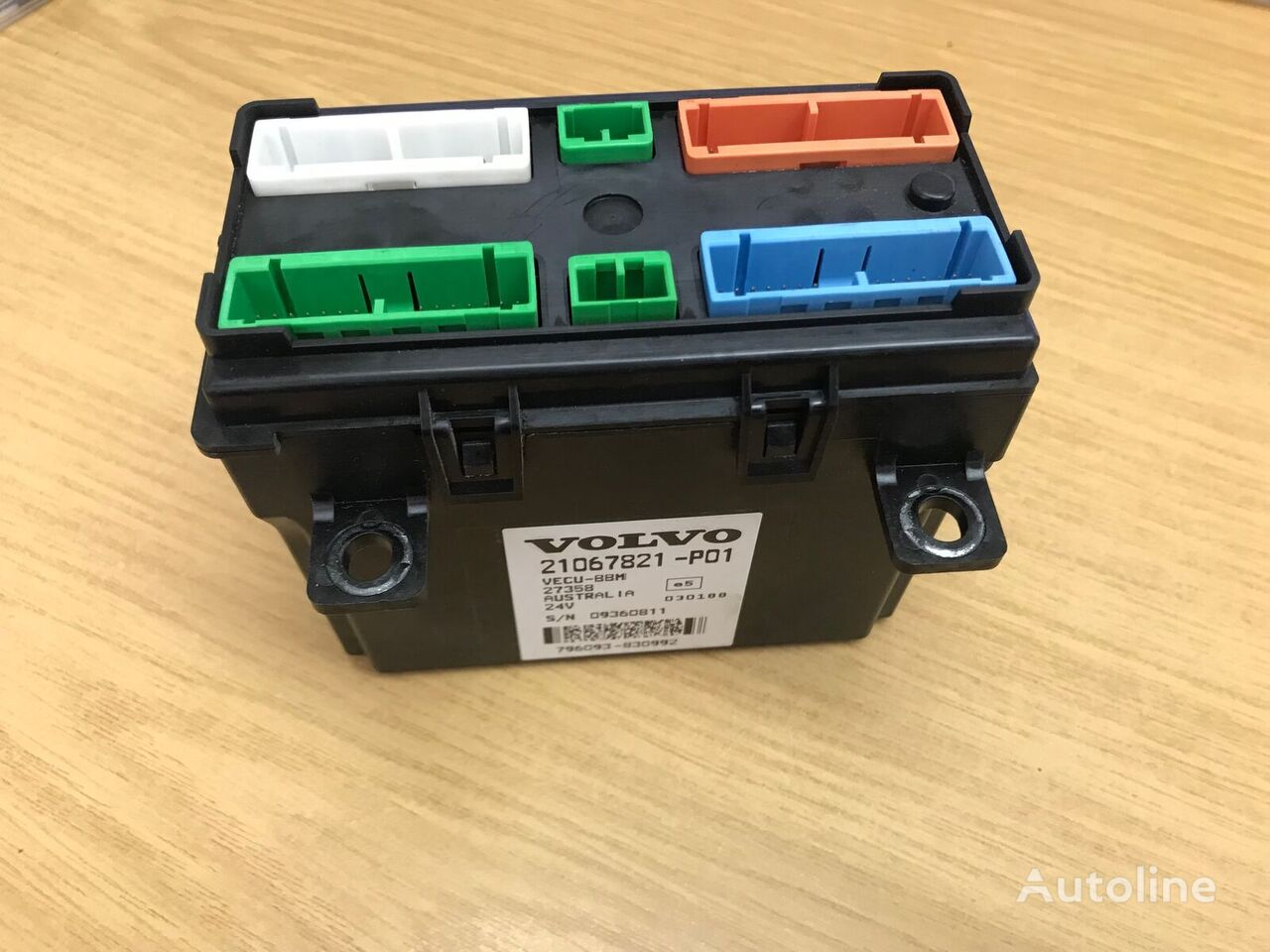 VOLVO Vecu-bbm Unit (21067821) unidad de control para VOLVO FL camión