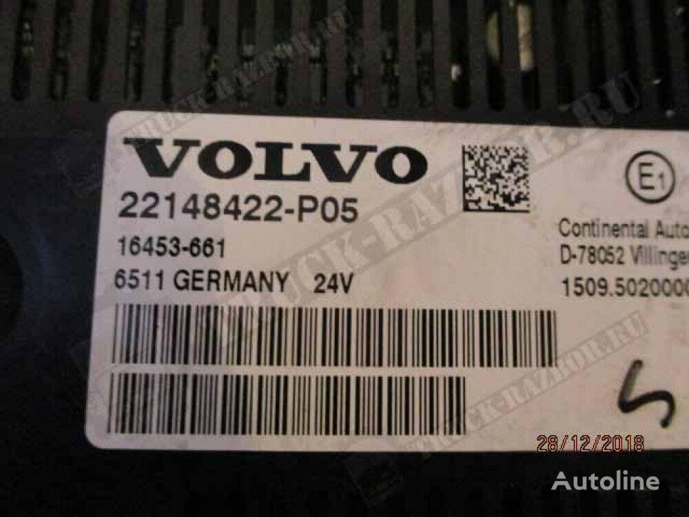 VOLVO displey (22148422) unidad de control para VOLVO tractora