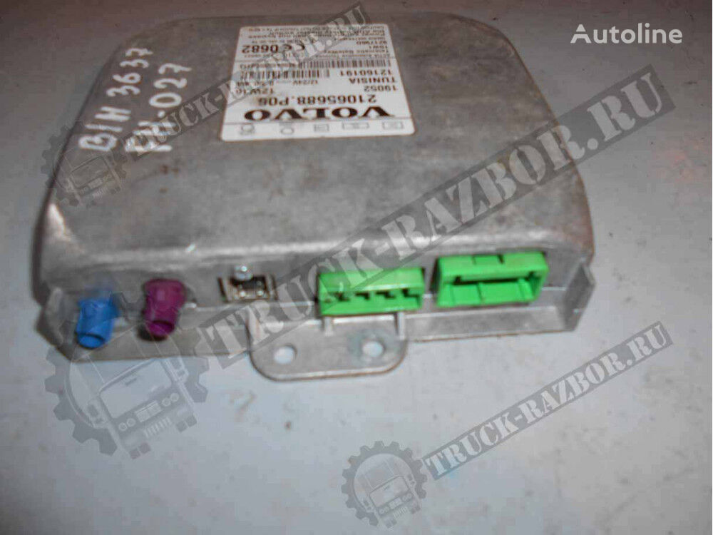 VOLVO tematikoy (21065688) unidad de control para VOLVO tractora