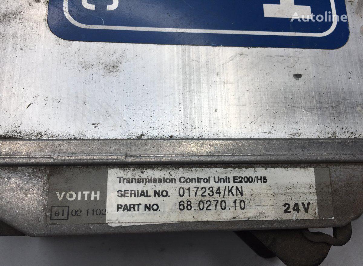 Voith Gearbox (9522704 70320418) unidad de control para VOLVO B6/B7/B9/B10/B12/8500/8700/9700/9900 bus (1995-) autobús