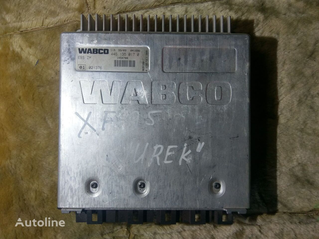 WABCO unidad de control para DAF XF 105 tractora