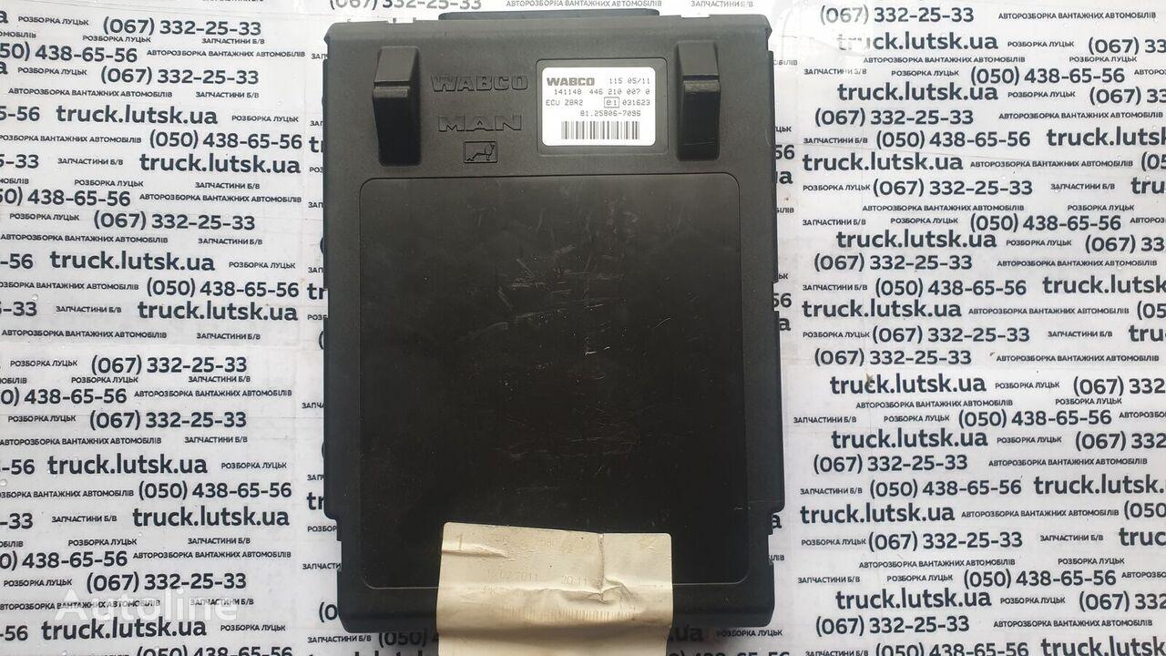 WABCO (81.25806.7096) unidad de control para MAN TGA,TGX,TGS tractora