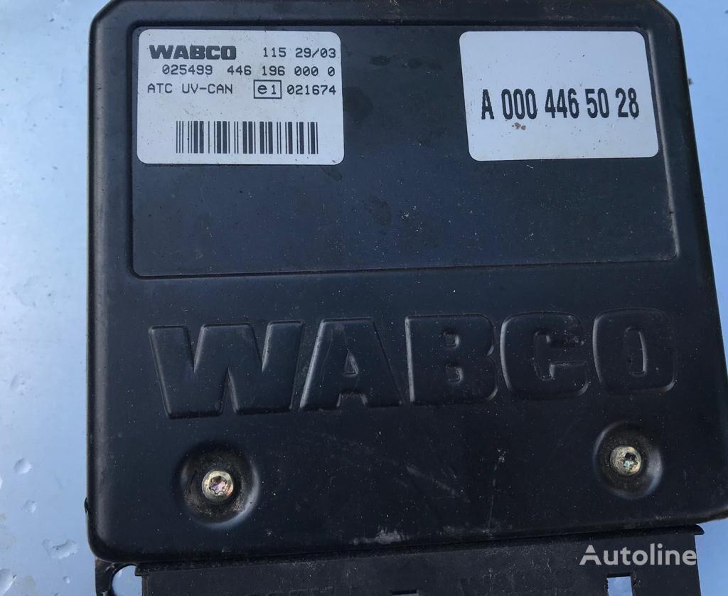 WABCO 4461960000, 4461900020 unidad de control para SETRA autobús