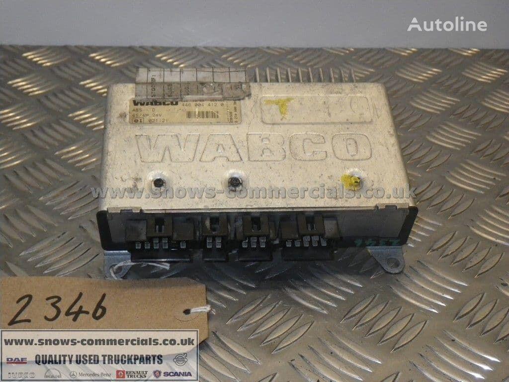 WABCO ABS-D ECU (4460044120) unidad de control para camión