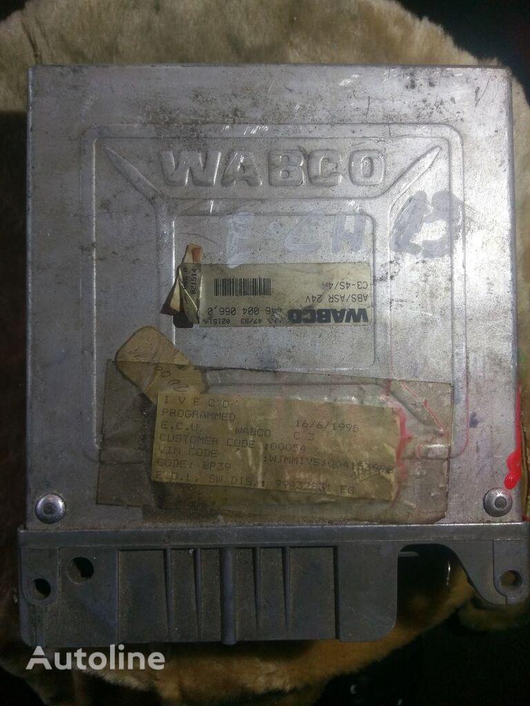 WABCO /ASR C3-4S/4M 4460040060 (47/93 021514) unidad de control para IVECO EUROTECH tractora