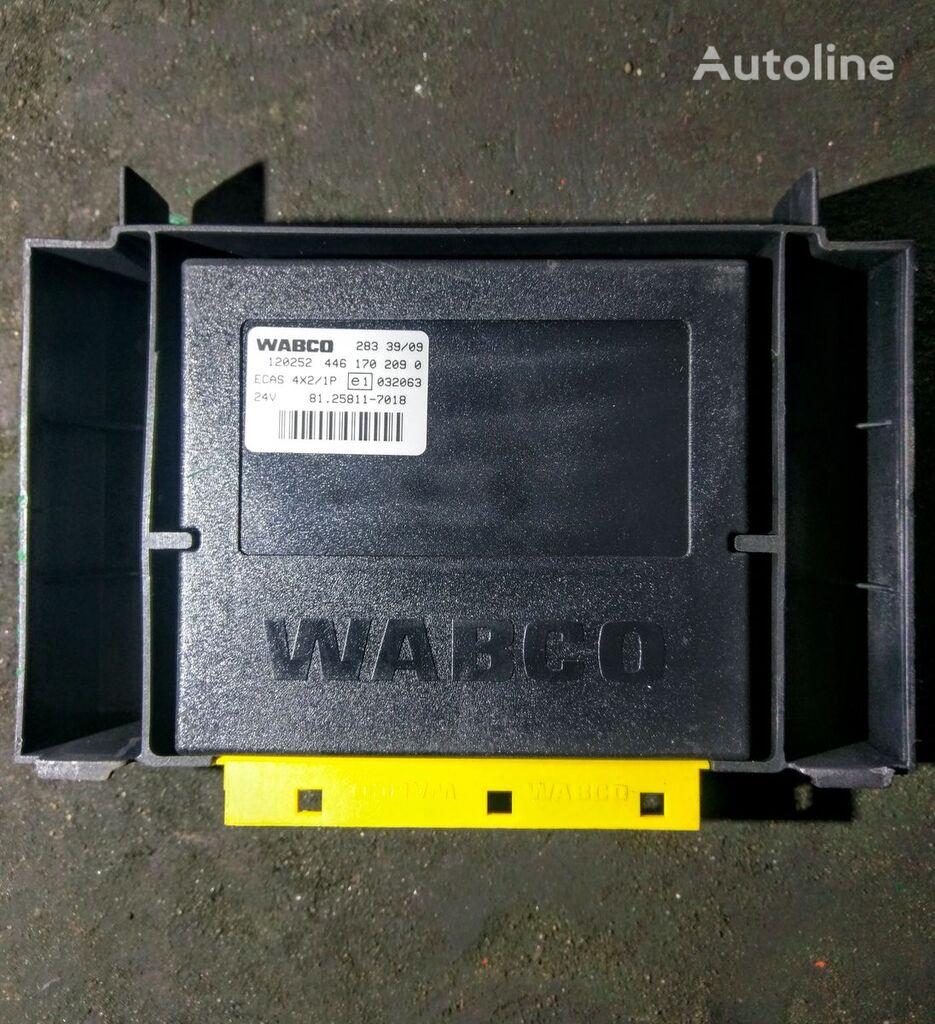 WABCO ECAS 4461702090 81.25811-7018 unidad de control para MAN TGX tractora