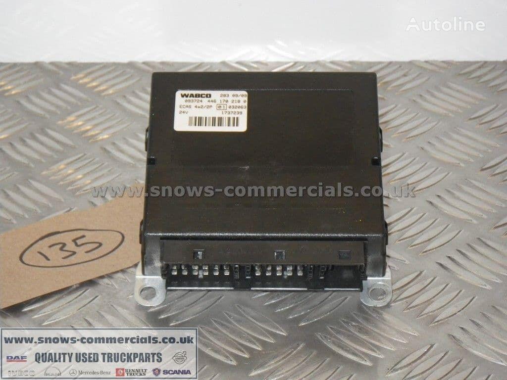 WABCO ECAS ECU (1737239) unidad de control para DAF CF camión