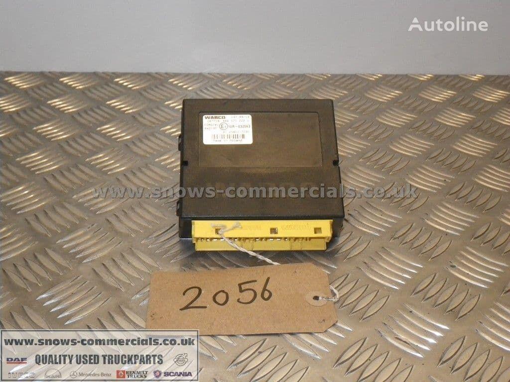 WABCO ECAS ECU (81.25811-7030) unidad de control para MAN TGM  camión