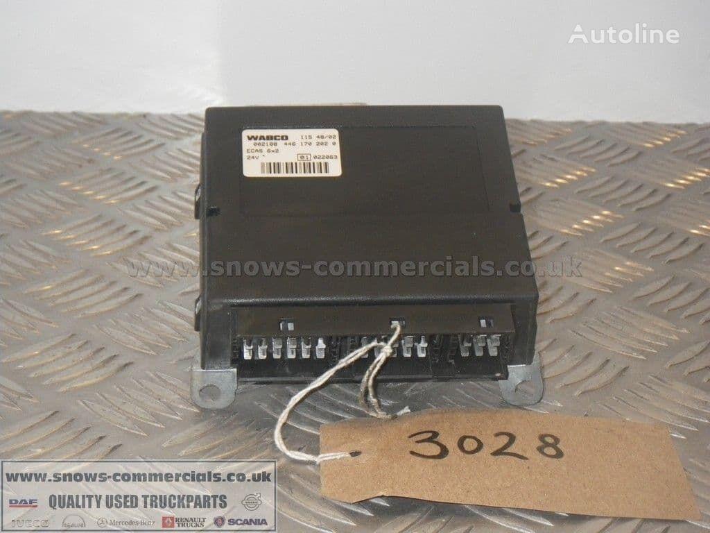 WABCO ECAS ECU (4461702020) unidad de control para IVECO Stralis camión