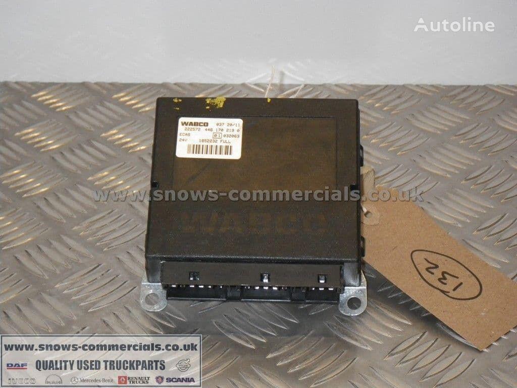 WABCO ECAS ECU Daf (1852232) unidad de control para camión