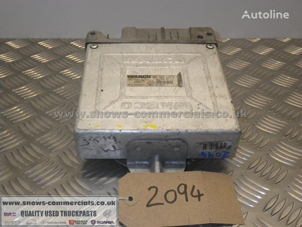 WABCO ECU Mercedes (A0004463214) unidad de control para camión