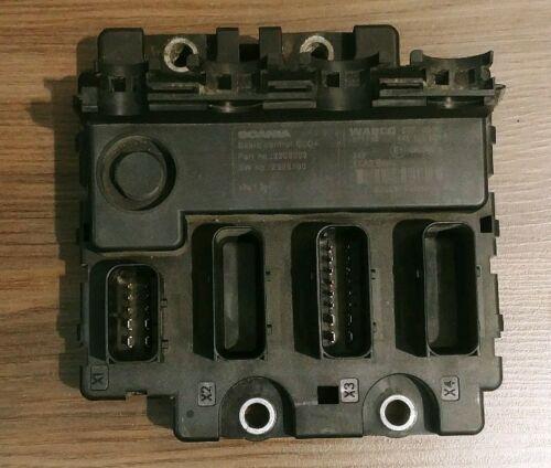 WABCO ELC4 ECAS BASIC (2308099) unidad de control para SCANIA camión