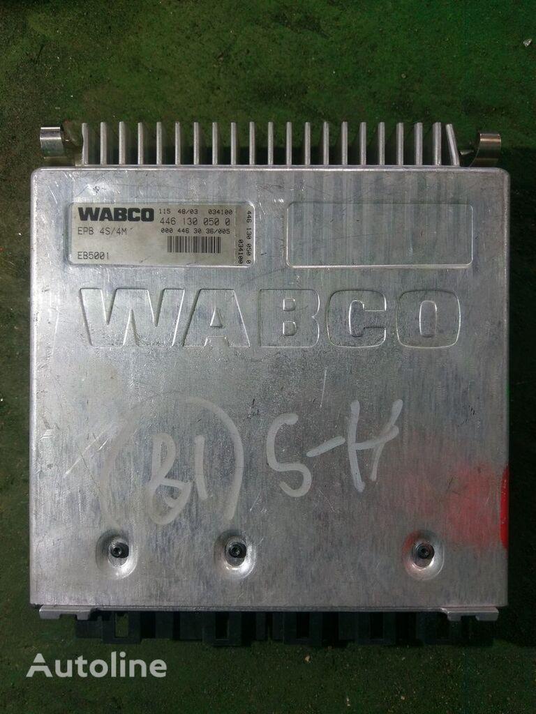 WABCO EPB 4S/4M (4461300500) unidad de control para MERCEDES-BENZ ACTROS tractora