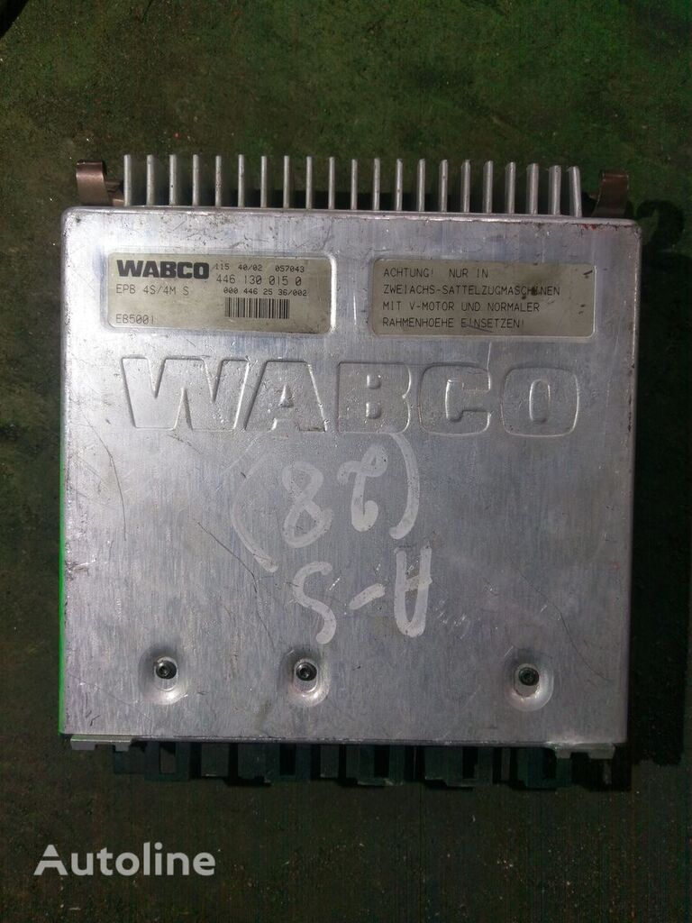 WABCO EPB 4S/4M (4461300150) unidad de control para MERCEDES-BENZ ACTROS  tractora