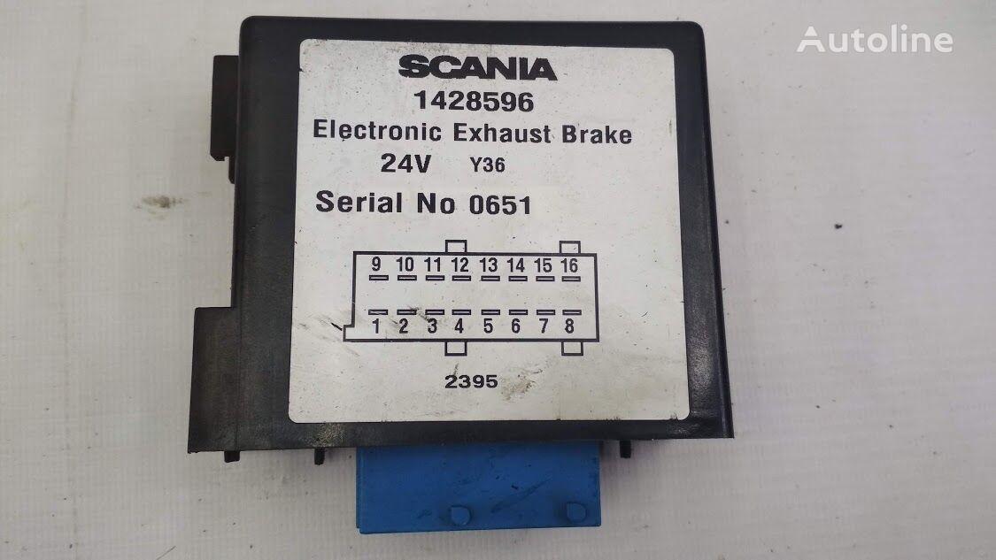 intarderom (1428596 1361095) unidad de control para SCANIA 4-series 94/114/124/144/164 camión