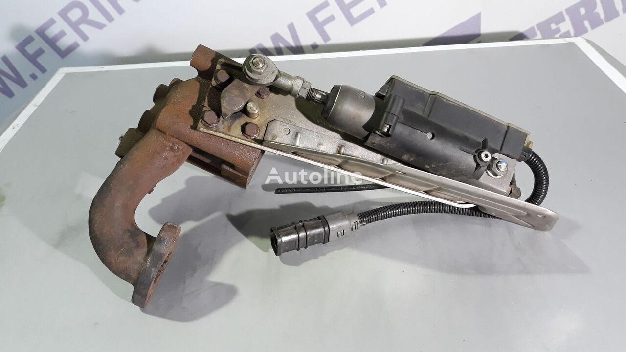 MAN EGR blocking flap (51081506045) válvula de motor para MAN TGX tractora