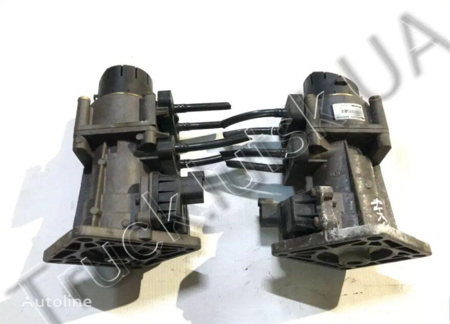 SCANIA (K044696 K000087) válvula del freno de mano para SCANIA R tractora