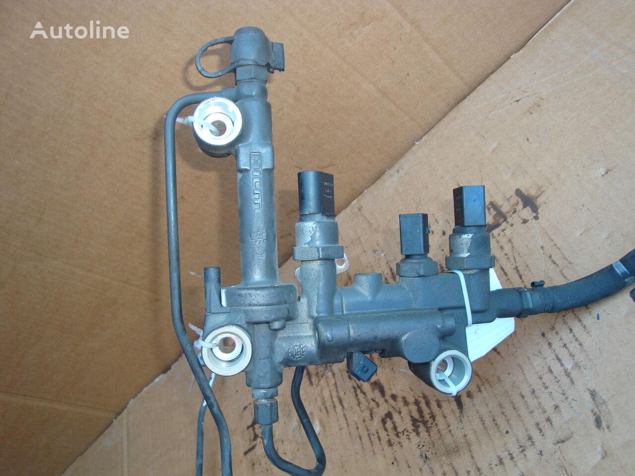 MERCEDES-BENZ (0001400539) válvula neumática para MERCEDES-BENZ Actros OM501LA tractora