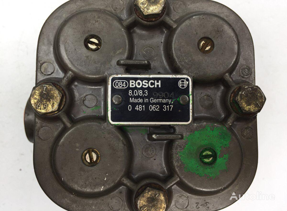 BOSCH Four Circuit Protection Valve (8285498000) válvula neumática para SETRA Series 300 (1991-) autobús