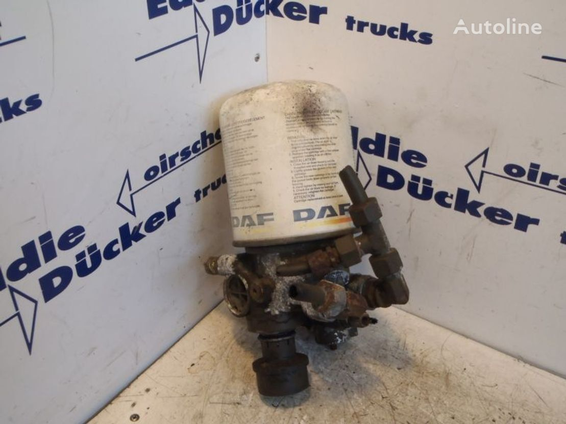 DAF LUCHTDROGER válvula neumática para camión
