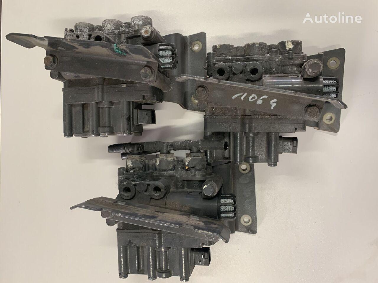 DAF WABCO ECAS (2020257) válvula neumática para DAF XF 106 tractora