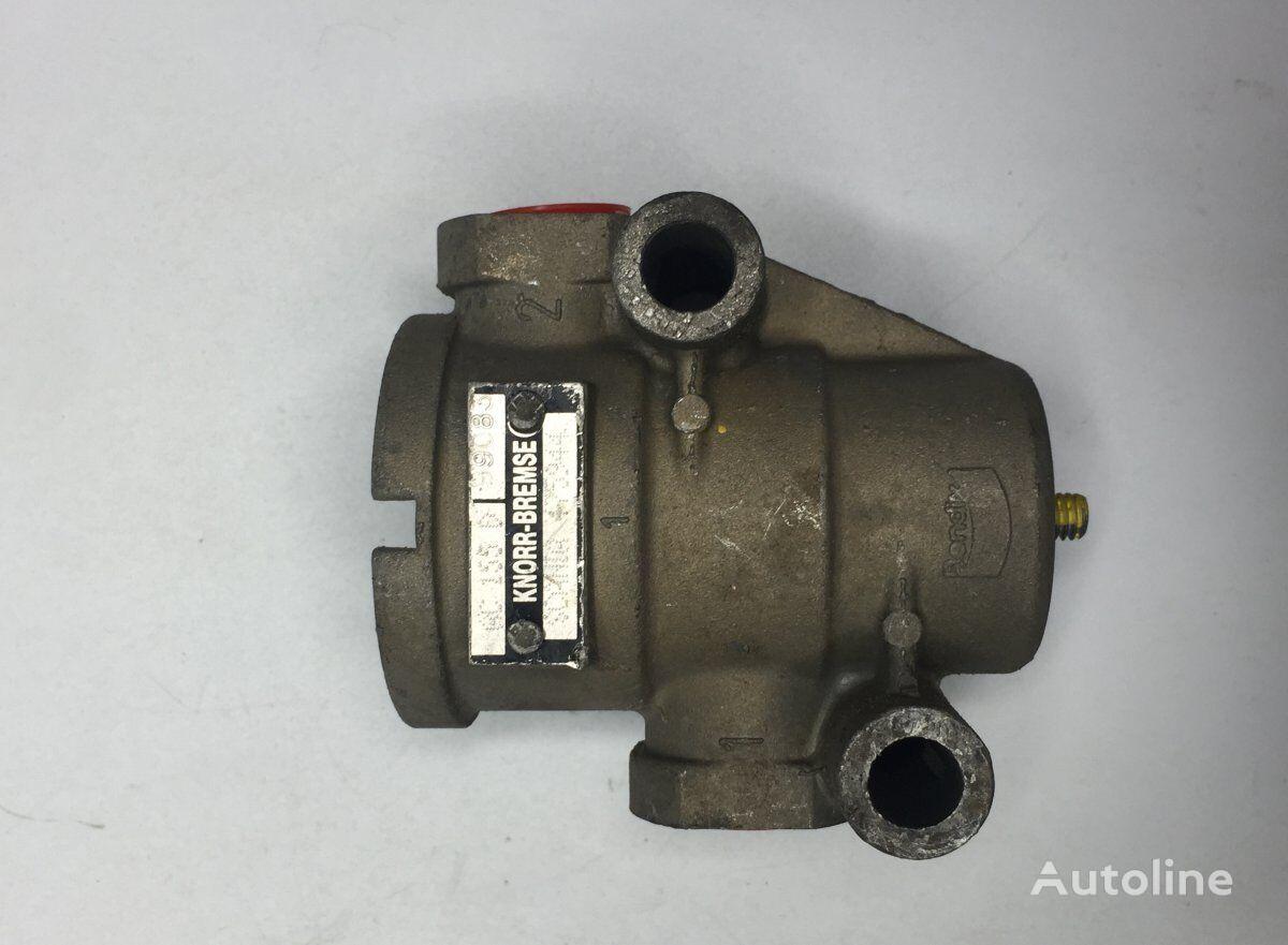 KNORR-BREMSE Air Pressure Regulator (2250738 475944) válvula neumática para SCANIA 4-series 94/114/124 bus (1995-2005) autobús