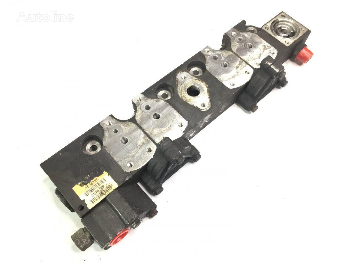 SCANIA Fuel Valves Block (1528726 3074742) válvula neumática para SCANIA P G R T-series (2004-) tractora