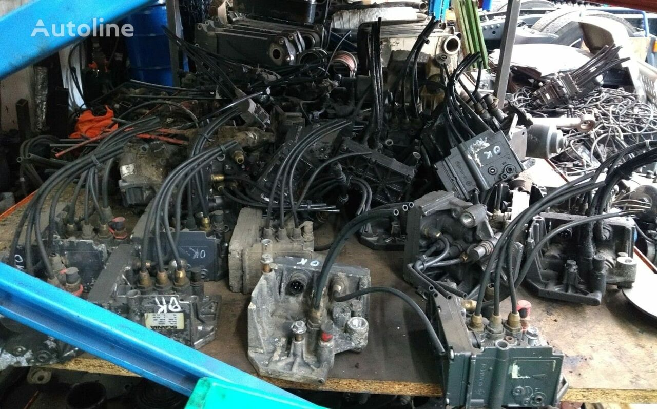 SCANIA RETARDER válvula neumática para camión