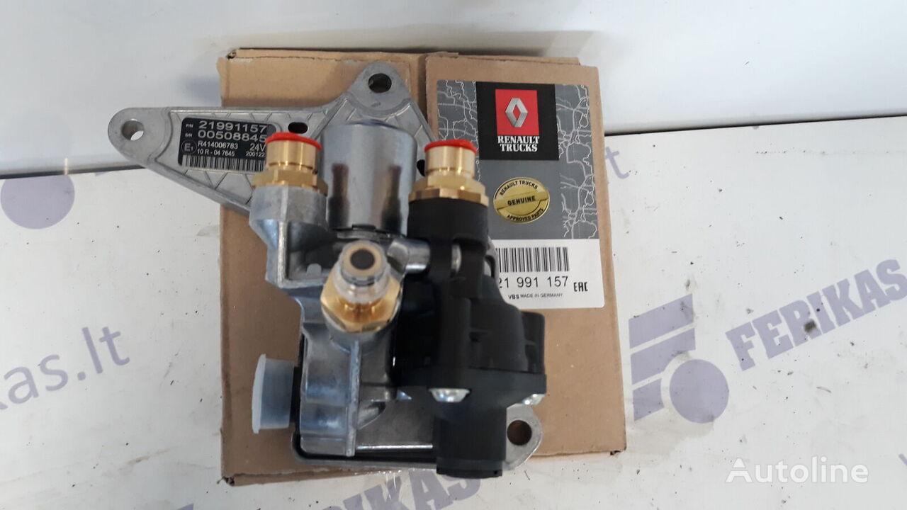 VOLVO exhaust brake valve válvula neumática para VOLVO FH13 tractora
