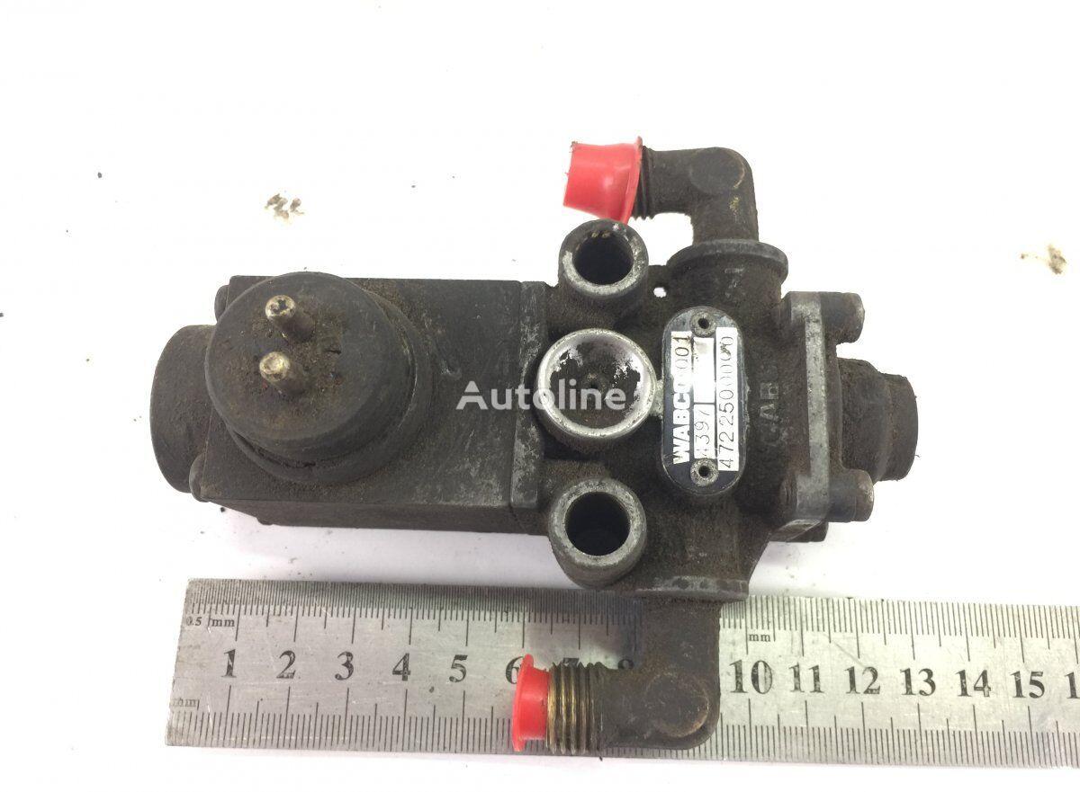 WABCO válvula neumática para SCANIA 4-series 94/114/124/144/164 (1995-2004) tractora
