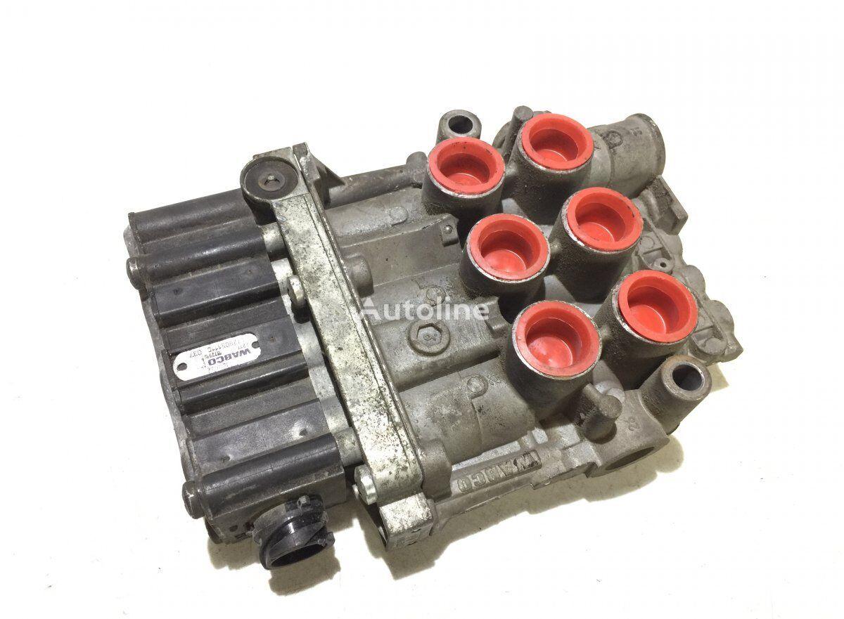 WABCO ECAS Valve (4729051110) válvula neumática para MAN TGA (2000-2008) tractora