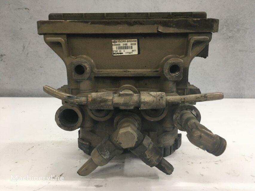 EBS Drukregelventiel R440 válvula para SCANIA EBS Drukregelventiel R440 otros maquinaria de construcción