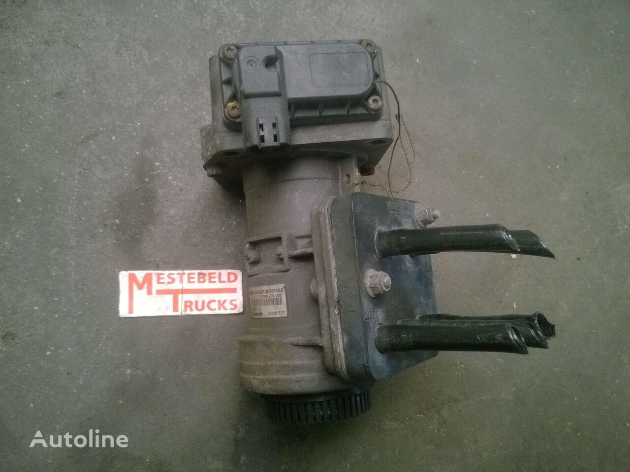 válvula para SCANIA Voetremventiel 4-serie tractora