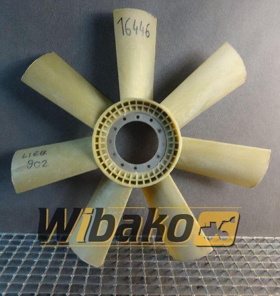 ventilador de refrigeración para LIEBHERR R922 otra maquinaria de construcción