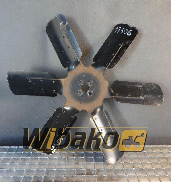 CUMMINS 99055 (917655) ventilador de refrigeración para CASE 1288 otra maquinaria de construcción