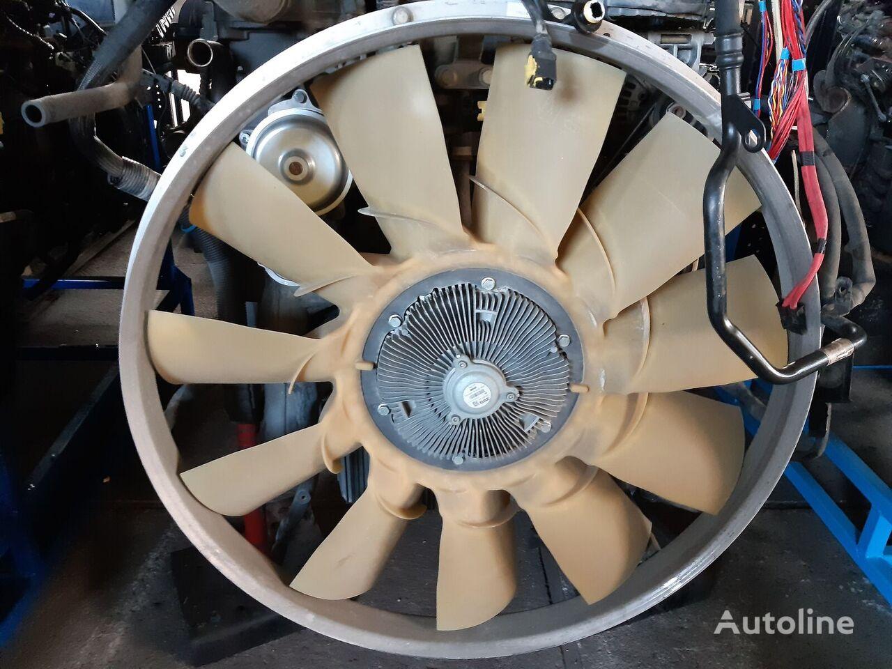 DAF (1910612) ventilador de refrigeración para DAF XF 106 tractora