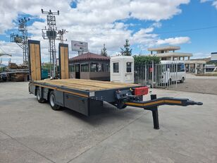 EROGLU Truck Trailer  remolque caja abierta nuevo