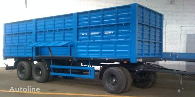 KAMAZ SZAP-83053/030 remolque caja abierta nuevo