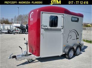 Cheval liberte VDK20, Liberte Touring Country remolque de caballos nuevo