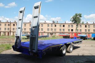 CHMZAP 8358-010-04-П3 remolque de cama baja nuevo