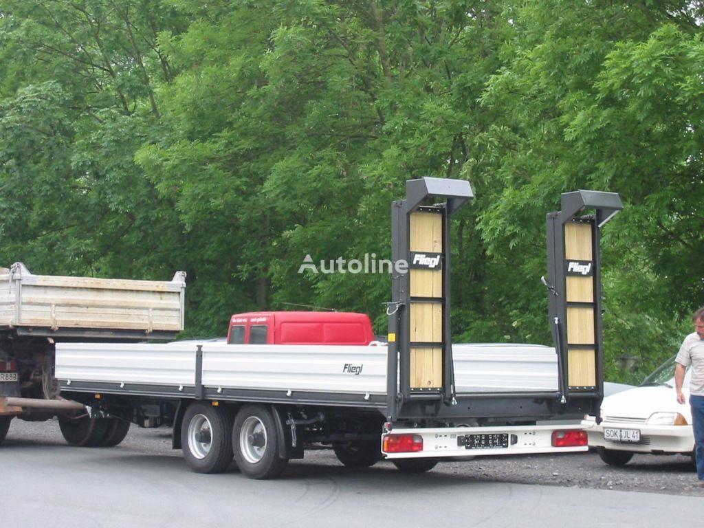 FLIEGL Fliegl TTS 100 remolque de cama baja nuevo