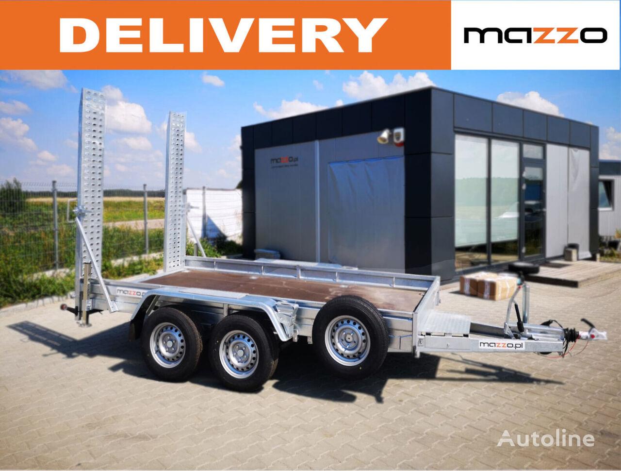 K3535 Plant digger trailer, for machine transporter remolque de cama baja nuevo