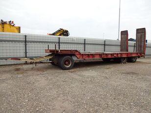NOOTEBOOM ASD-28 - Steel Suspension - Ramps remolque de cama baja