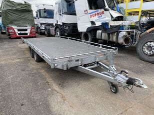 SARIS C3500 remolque de cama baja siniestrado