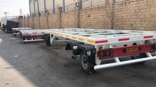 AKYEL TREYLER مقطورة  2019 remolque de contenedores nuevo