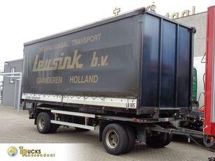 ESVE AHWC 10L-10L + 2 axle remolque de contenedores