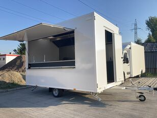 BANNERT IMBISS, Food Truck, Handlowa, Gastronomiczna remolque de venta nuevo