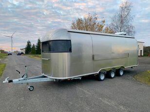 ERZODA Airstream trailers food truck  food van  coffee trailer remolque de venta nuevo