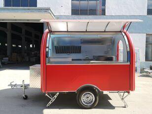 ERZODA ERZODA Catering trailer   Food Truck   coffee trailer remolque de venta nuevo